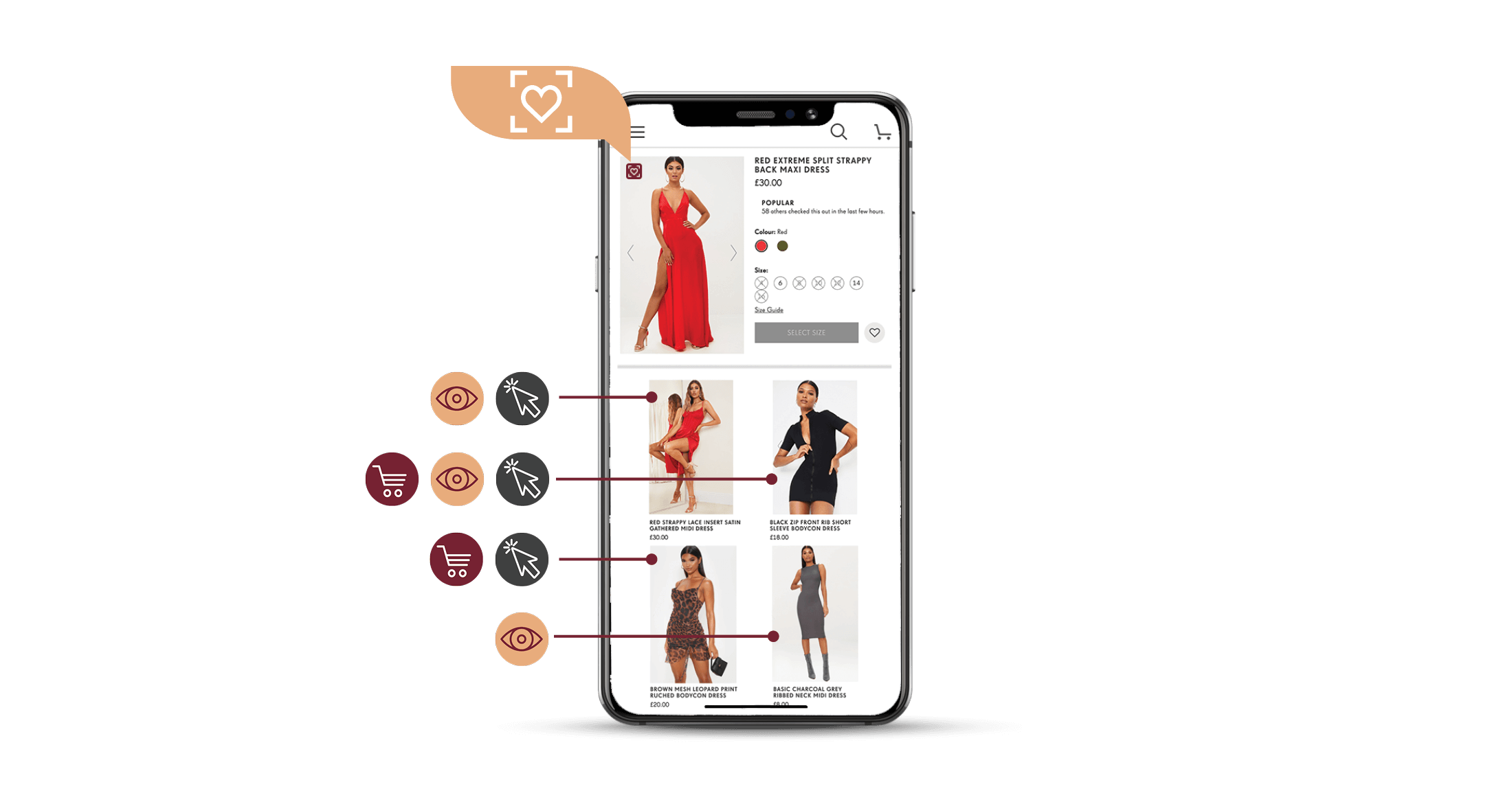 Image of personalization suite: 3 - Product Recommendation